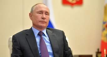 Поки деталей немає, – У Кремлі відреагували на зустріч Путіна та Зеленського