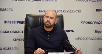 Дело против экс-главы Кривоградской ОГА Андрея Балоня направили в суд