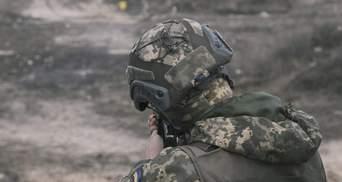 Украинский военный получил осколочные ранения в результате обстрела на Донбассе