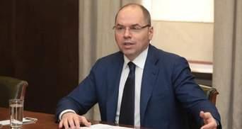 Украина начала выходить из третьей волны COVID-19, – Степанов