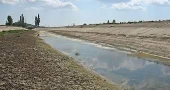 Вода в Криму: окупанти шукатимуть прісну воду під дном Азовського моря