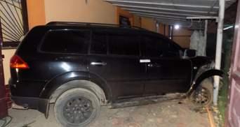 На Львівщині п'яний чоловік вкрав авто й потрапив на ньому у ДТП: фото
