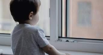 В детском саду Запорожья 4-летний ребенок выпал из окна и травмировался