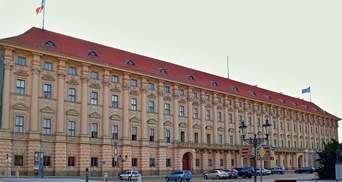 У Чехії ймовірно замінували будівлю МВС: усіх співробітників евакуювали