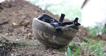 На Донбассе на взрывном устройстве подорвался автомобиль: 1 военный погиб, 3 – ранены