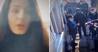 Погром с топором в АТБ у Мариуполя: жена нападавшего сделала заявление – видео