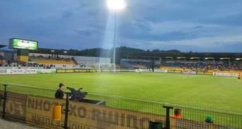 Украинский стартап: Александрия продает болельщикам газон своего стадиона