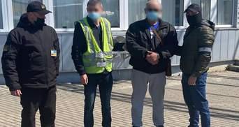 На Закарпатті затримали громадянина Словаччини, якого розшукував Інтерпол