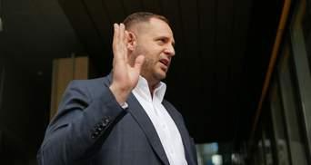 Не знаємо, який принесе мир, – Єрмак про формати переговорів щодо Донбасу