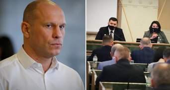 Гнила система, – Львівська облрада закликала скасувати науковий ступінь Киви