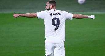 Як Бензема ударом у падінні шокував Челсі та наздогнав рекорд легенди Реала: відео