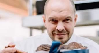 Краффін: рецепт пасхальної випічки від шеф-кухаря Володимира Ярославського