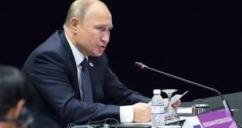 У Путіна відреагували на ідею Зеленського про зустріч у Ватикані