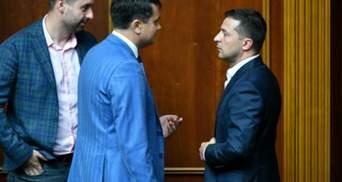 Стефанчук рассказал, есть ли конфликт между Зеленским и Разумковым