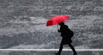 Дощитиме до Великодня: прогноз погоди на Львівщині на 30 квітня – 2 травня