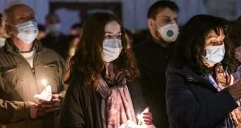 В Киеве на Пасху усилят карантинные мероприятия и контроль за их соблюдением