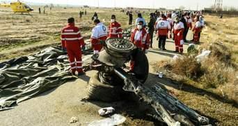 Глава МИД Ирана будет давать объяснения из-за утечки данных о крушении самолета МАУ
