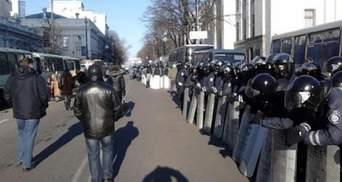 МВД разрешило милиции применять российские гранаты против майдановцев: расследование завершили
