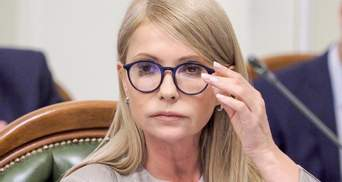 Тимошенко: Власть открыла распродажу земли иностранцам, защитить Украину может только референдум