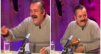 """Помер іспанський комік """"Реготун"""": він став героєм мемів завдяки істеричному сміху"""