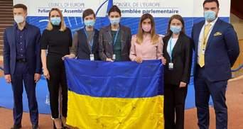 Украинская делегация в ПАСЕ отреагировала на санкции против Гончаренко