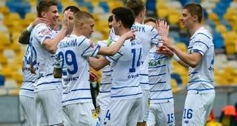Динамо благодаря хет-трику Буяльского продолжило феерить в УПЛ: видео