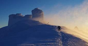 """У снігу та тумані, але з """"плюсом"""": яка зараз погода у Карпатах – фото"""