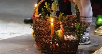 Скільки українців планують йти до церкви на Великдень: опитування