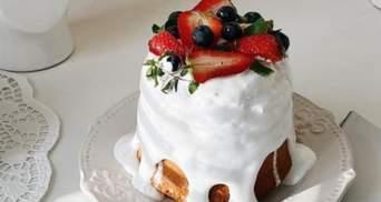 Рецепт дієтичної паски без дріжджів на Великдень