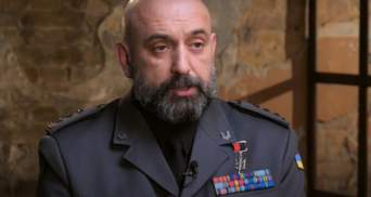 Обіцяти – не означає одружитись, – генерал-майор Кривонос про відведення військ Росії