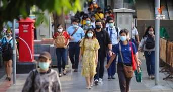 Таїланд знову ввів 14-денний карантин після перетину кордону