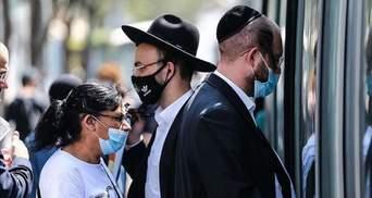 Ізраїль повертає карантин для прибулих з 7 країн: Україна – у списку