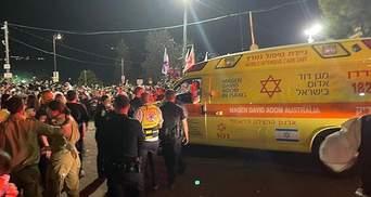 Жуткая трагедия в Израиле: десятки человек погибли на праздновании Лаг ба-Омер – фото 18+
