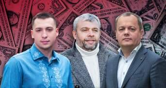 Элитная недвижимость и миллионы на счетах: рейтинг самых богатых депутатов Львовского облсовета