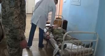 Военный порезал коллегу и полицейского в Одессе: экспертиза признала его неадекватным – фото