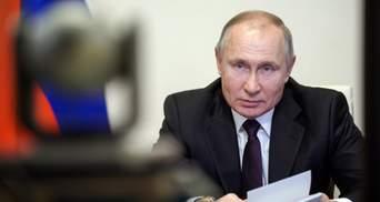 В Кремле ждут предложений о встрече Зеленского и Путина