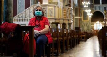 Людей записують на літургію, не всі можуть потрапити, – священник з Італії про обмеження
