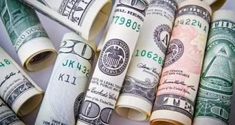 Курс валют на 5 травня: Нацбанк істотно зміцнив гривню