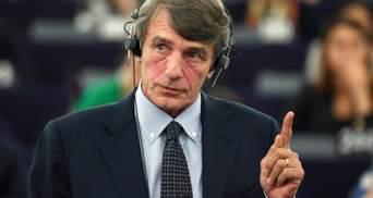 Росія заборонила в'їзд голові Європарламенту та ще низці посадовців ЄС