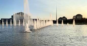 Во Вроцлаве открыли мультимедийный фонтан: фото