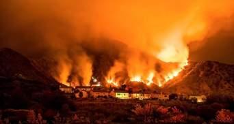 Приховане вбивство: ЗМІ дізнались, хто був винуватцем масштабних пожеж у Каліфорнії