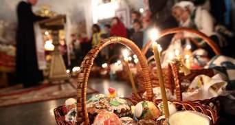 Паски і яйця замість алкоголю: у ПЦУ порадили, як зібрати великодній кошик