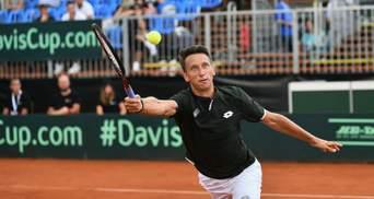 Українець Стаховський виграв парний турнір серії ATP в Чехії