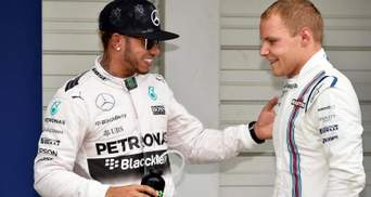 Формула-1: Боттас виграв поул гран-прі Португалії, випередивши Хемілтона на 0,007 секунди