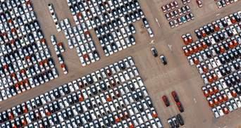 Британець припаркувався на кожному місці біля супермаркету: це зайняло 6 років