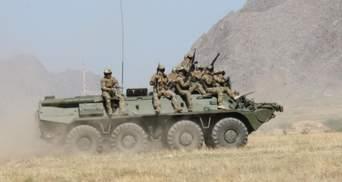 Таджикистан і Киргизстан відводять війська із зони конфлікту