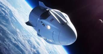 Астронавты провели в космосе 167 дней: корабль Crew Dragon вернулся на Землю – видео