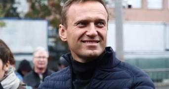 Трансформація зі скелета в просто голодного чоловіка триває, – Навальний після голодування
