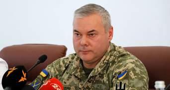 Мета єдина – показати готовність, – Наєв порівняв стягування військ Росії з 2014 роком