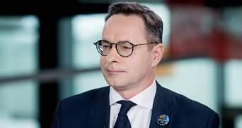 """В Литве считают переговоры о вступлении Украины в ЕС """"задачей-минимум"""" к 2027 году"""